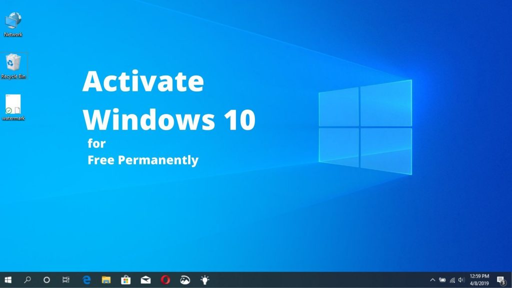 activate Windows with Toolkit